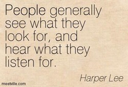 People generally 