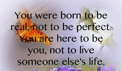You were born tb,be 