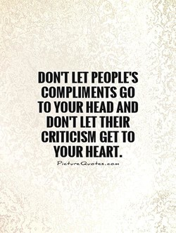 DON'T LET PEOPLE'S 