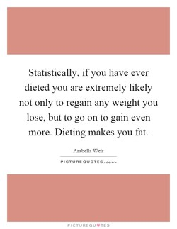 Statistically, if you have ever 