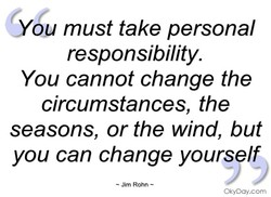 must take personal 