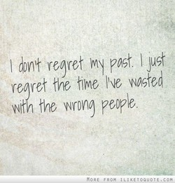 I dont I 
