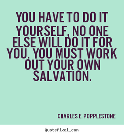 YOU HAVETO DO IT 