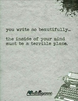 you write BO beautifully... 