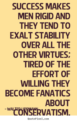 SUCCESS MAKES 