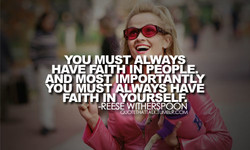 YOU MUST AdWAYS 