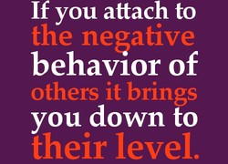 I you attach to 
