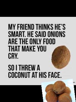 MY FRIEND THINKS HE'S 