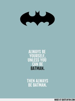 ALWAYS BE 