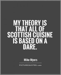 MY THEORY IS 