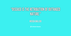 '{DISEASE: OF; OUTRAGED 