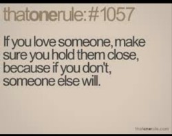 tfyou love someone, make 