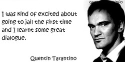 I was Kind of excited about 