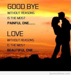 GOOD BYE 