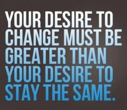 YOUR DESIRE TO 