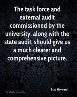 The task force and 