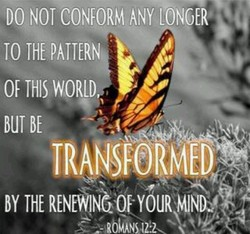 DO NOT CONFORM LONGER 