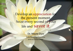 Develop an appreciation f 