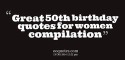 Great 50th birthday 