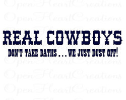 REAL COWBOYS 