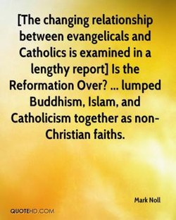 [The changing relationship 