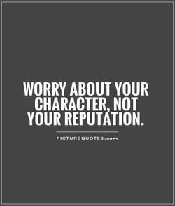 WORRY ABOUT YOUR 