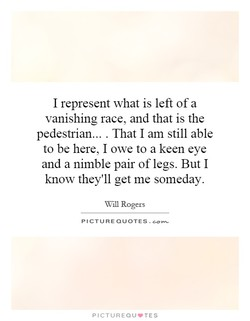 I represent what is left of a 