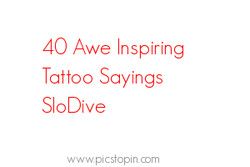 40 Awe Inspiring 