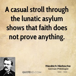 A casual stroll through 
