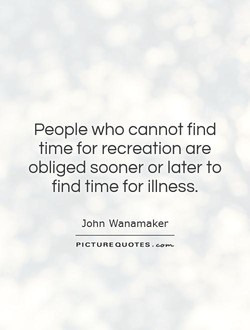 People who cannot find 