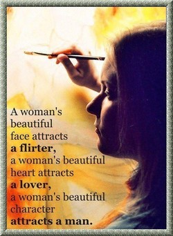A woman's 