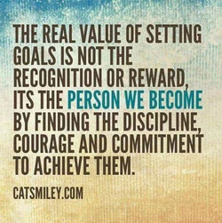 THE REAL VALUE OF SETTING 
