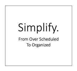 Simplify. 