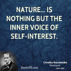 NATURE... IS 