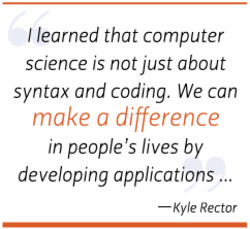 I learned that computer 