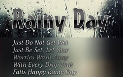 Do Not Get wet 