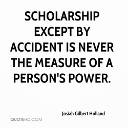 SCHOLARSHIP 