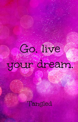 Go, live 