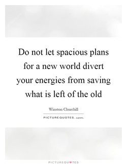 Do not let spacious plans 