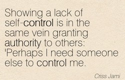 Showing a lack of 