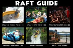 RAFT GUIDE 
