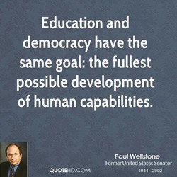 Education and 