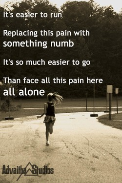 It's easier to run. 