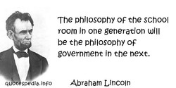 The philosophy OF the school 