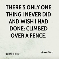THERE'S ONLY ONE 
