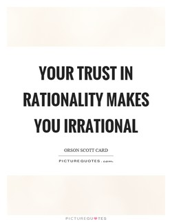 YOUR TRUST IN 