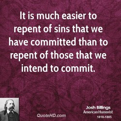 It is much easier to 
