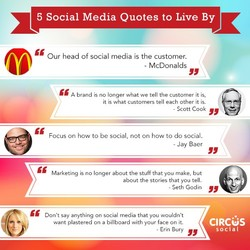 5 Social Media Quotes to Live By 