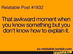 Relatable Post #1832 