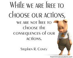 While WE ARE fREE TO 